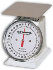 Detecto®  -  PT Series Mechanical Dial Type Portion Scales
