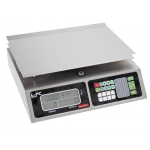 Torrey L-PC-40L Price computing Scale, 40 lbx0.01 lb,NTEP Legal For Trade