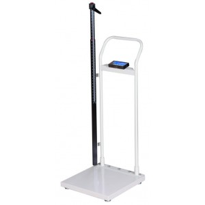 Brecknell  HS-300  Medical Bariatric Scale Height Rod Free Shipping