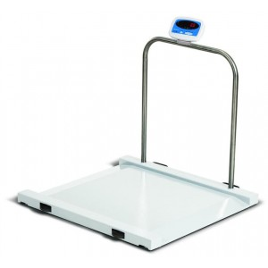 Salter Brecknell MS1000 Physician Medical Wheelchair /Drum Scale 1000 lbX0.5 lb FREE SHIPPING Within US