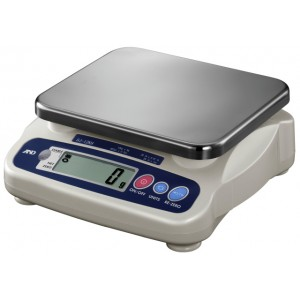 A&D® - SJ-1000HS - Portable Scale