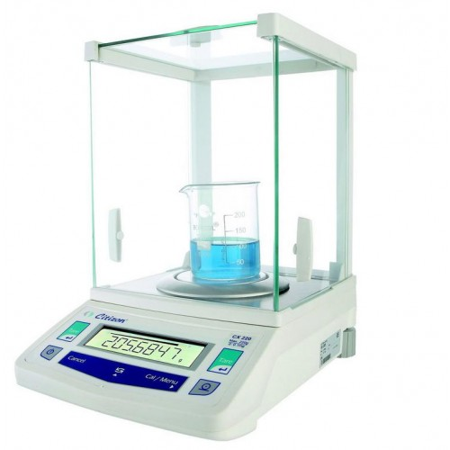 Citizen Scale CX220 Professional Analytical Lab Balance