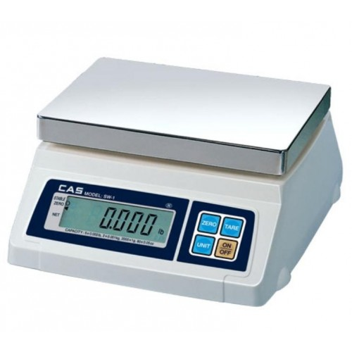 CAS SW-1 (10LB) Portion Scale